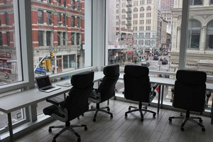 Coworking space nyc cubico soho