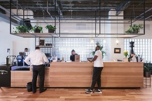 20180515 wework queens plaza   front desk 1