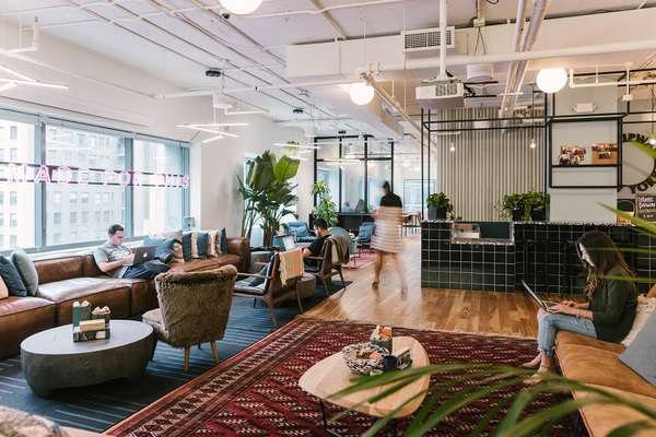 WeWork 575 Fifth