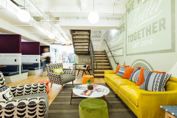 WeWork 110 Wall St