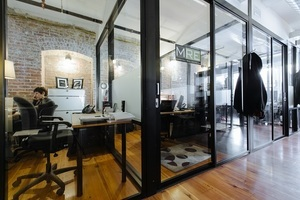 Meatpacking office 17