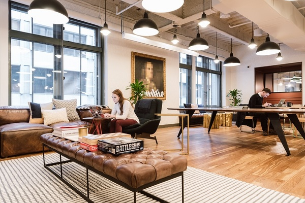 WeWork Grand Central