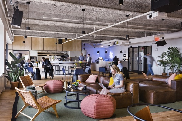 WeWork One Beacon Street