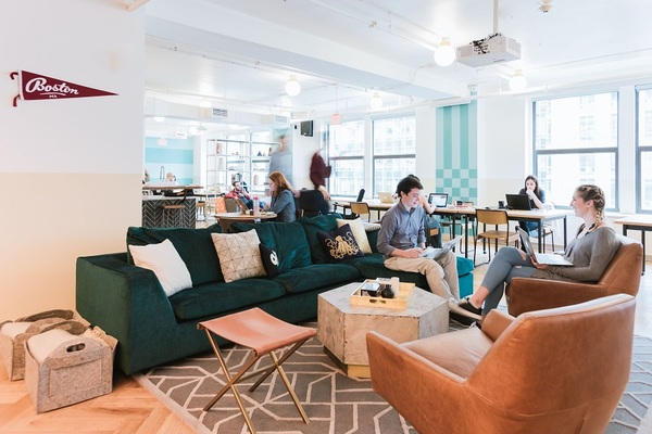 WeWork St. James