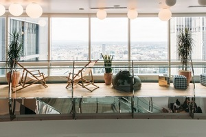 Gas tower office space 22