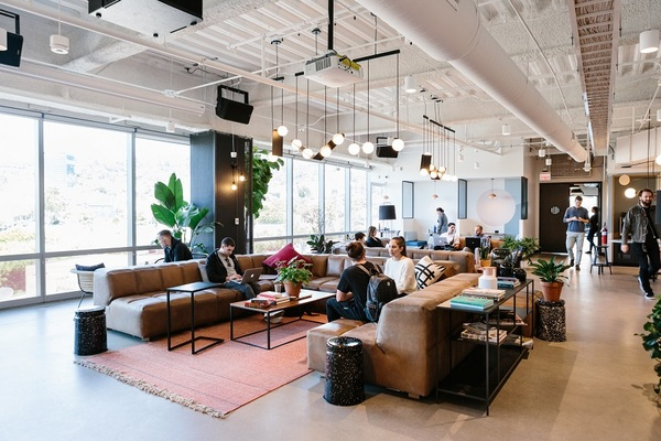 WeWork Pacific Design Center