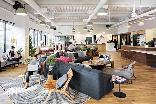 WeWork Manhattan Beach Towers