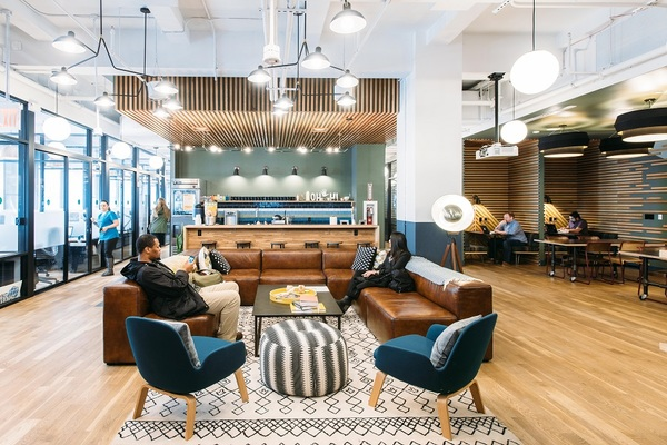 WeWork 925 4th Avenue