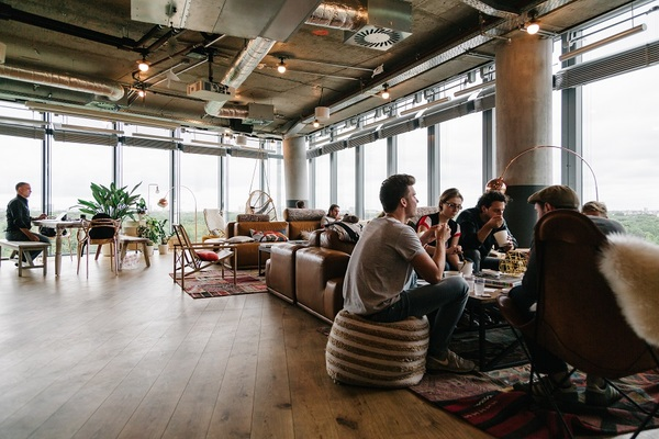 WeWork Old Street - Provost & East