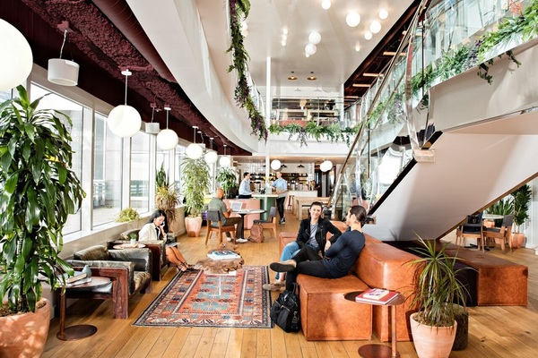 WeWork Aviation House