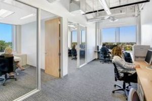 Private office with 2 executive suites web spaces carousel