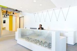 Front receptionist spaces carousel