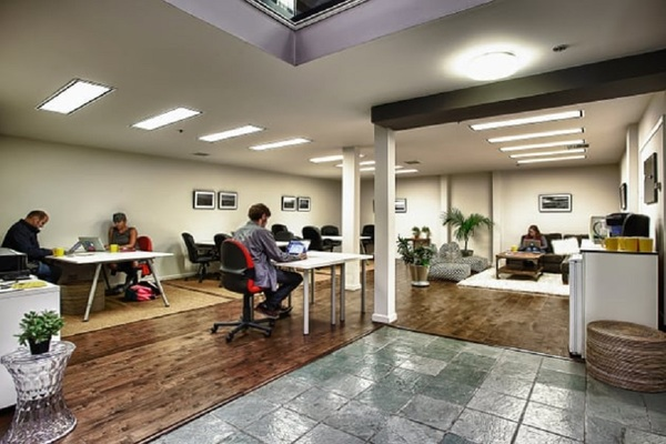 The Port Workspaces: 317 Washington