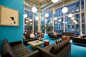 The yard herald square lounge coworking private office lowerres 1